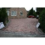 Refurbishment of driveway - AFTER